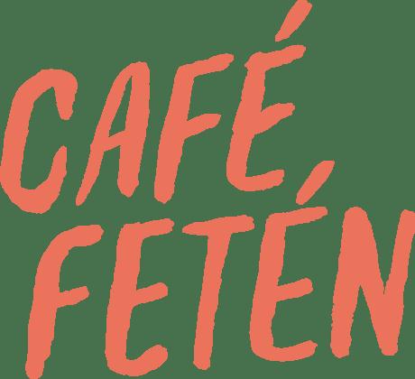 Café Fetén - Barra de cafés para eventos